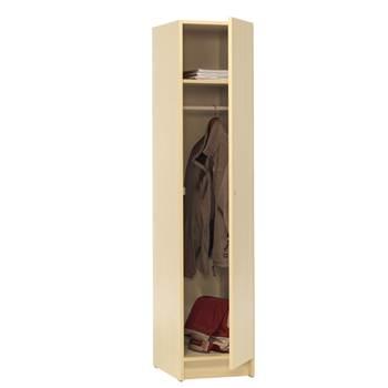 Klädskåp / Garderob i laminat