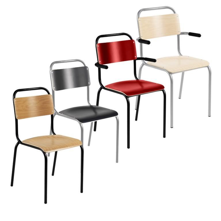 """Flora"" canteen chair"