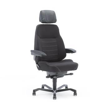 Krzesło biurowe 24 godzinne Manchester