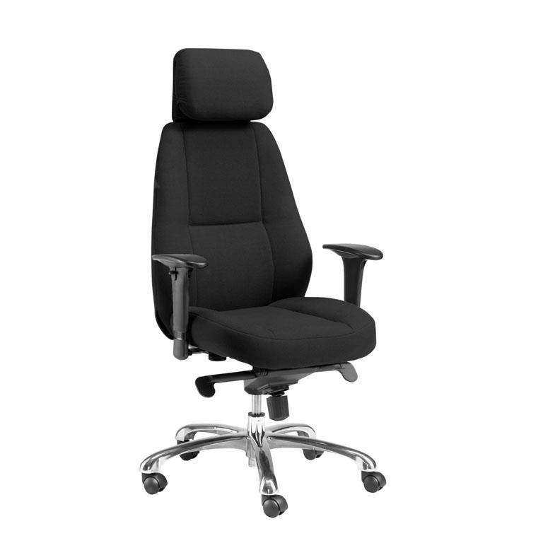 """""""Neptunus"""" office chair: high back"""