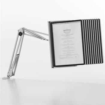 Information display: flexi-arm stand