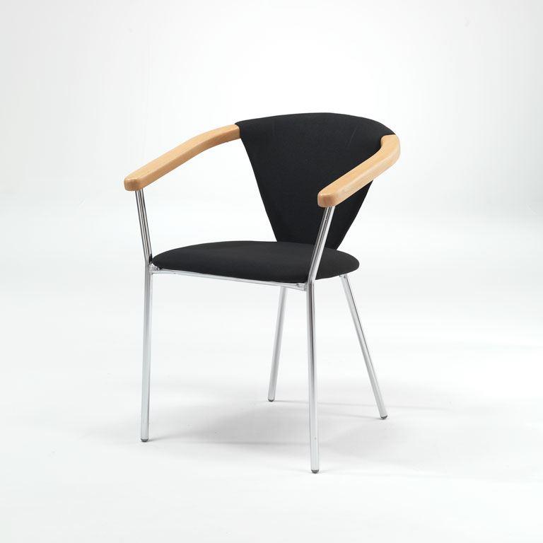 Modern canteen armchair