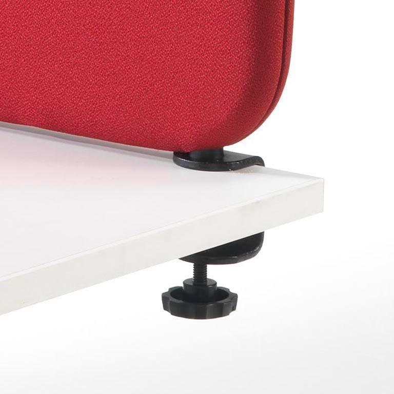 Uchwyt do montażu ścianki na biurku - 2 szt.