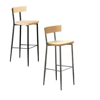 """Café"" bar chair"