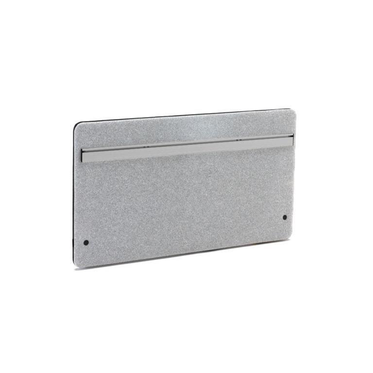 Förstärkt bordsskärm, 1200x650 mm