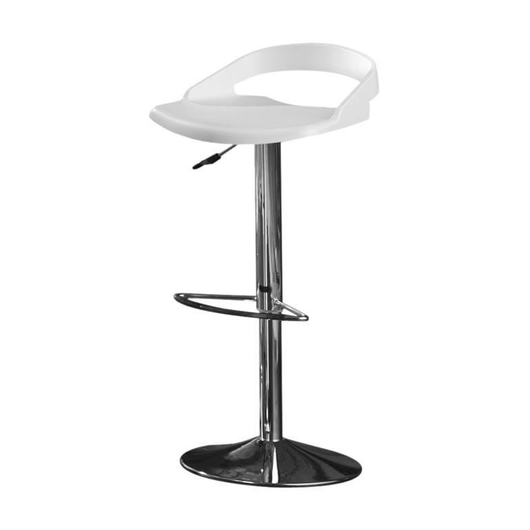 Monochrome bar stools