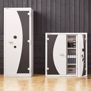 Fire proof document cabinets