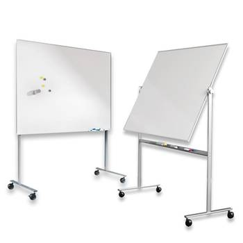 Magnetic mobile whiteboards
