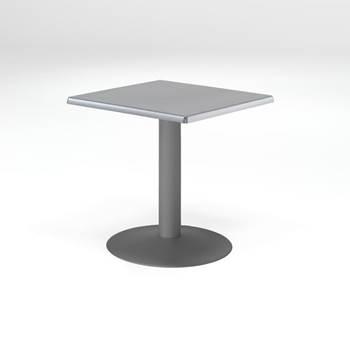 Cafébord med topalitskiva