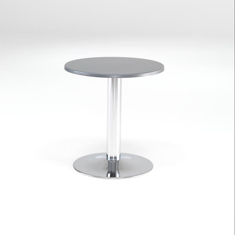 Okrągły stół kawiarniany