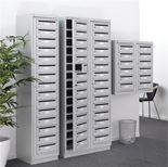 Post locker