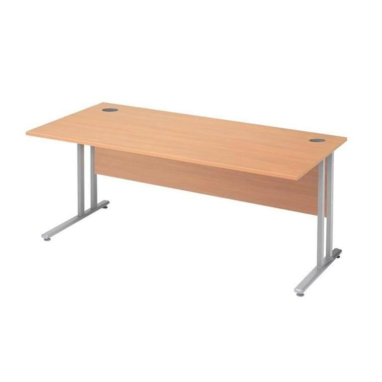 """Flexus"" straight desk"