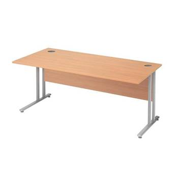 """Flexus"" straight desk"