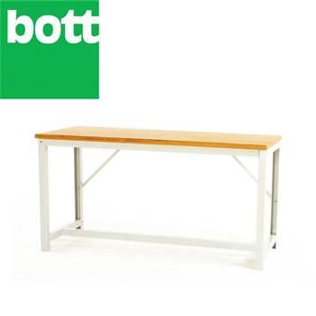 Basic height adjustable workbench