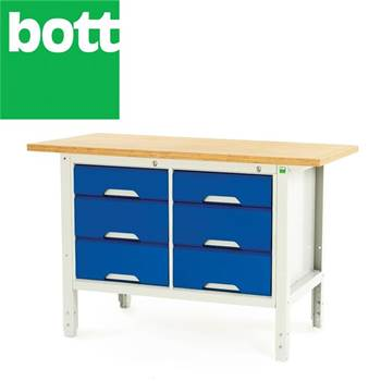 Storage workbench: L1250mm