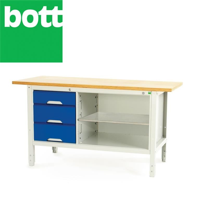 Storage workbench: L1500mm