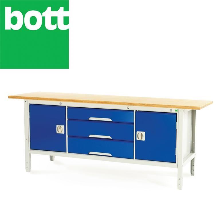 Storage workbench: L1750/2000mm