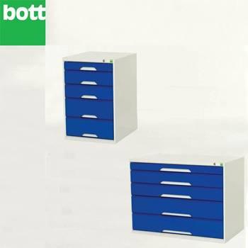 Storage drawer unit: 5 drawers