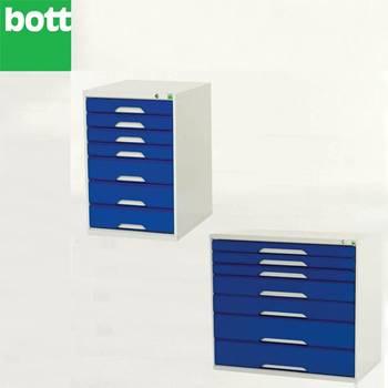 Storage unit: 7 drawers
