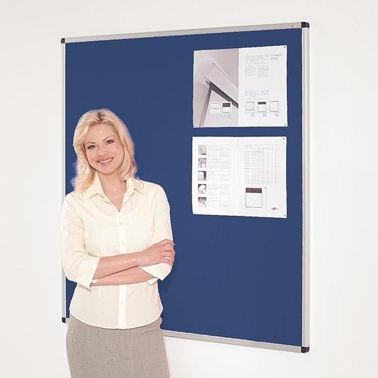 Resist-a-flame® notice board
