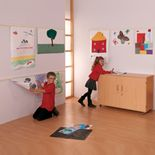 Trapease® paper hanging system