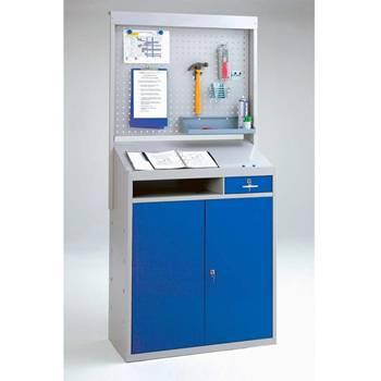 Industrial toolholder workstation