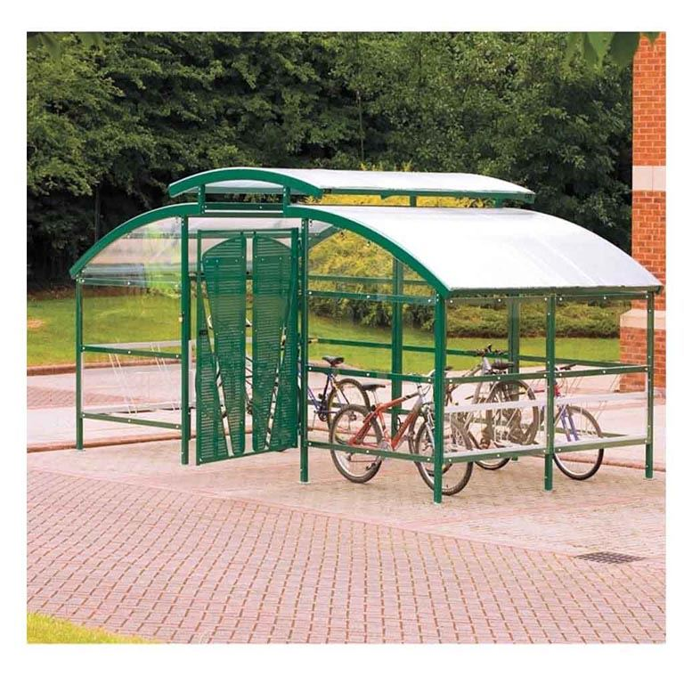 Complete lockable cycle compound