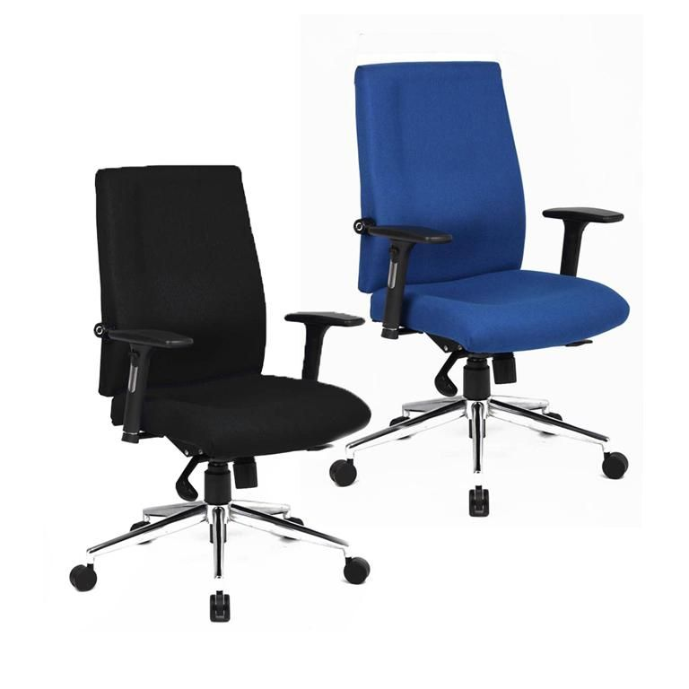 """Mode 4"" high back office chair"