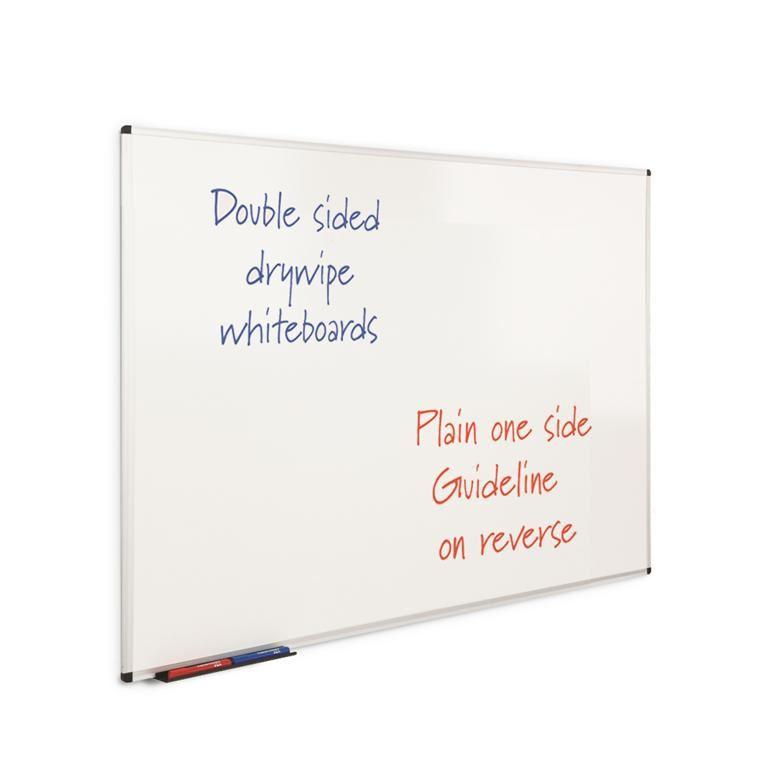 Budget laminate whiteboard