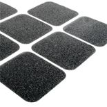 """Grip-foot"" anti-slip tiles"