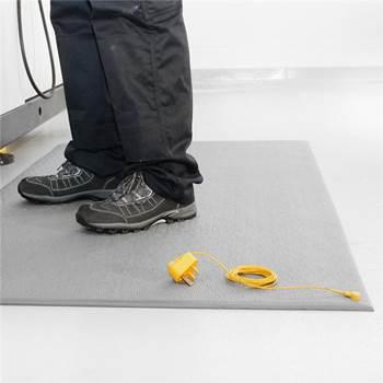 ESD floor mat