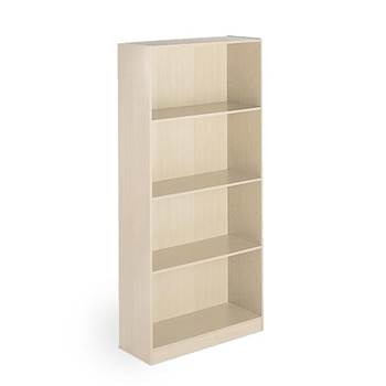 """Largo"" open bookcase: H1620mm"