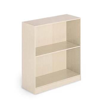 """Largo"" open bookcase: H725mm"
