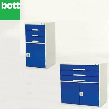 Storage unit: 3 drawers+cupboard