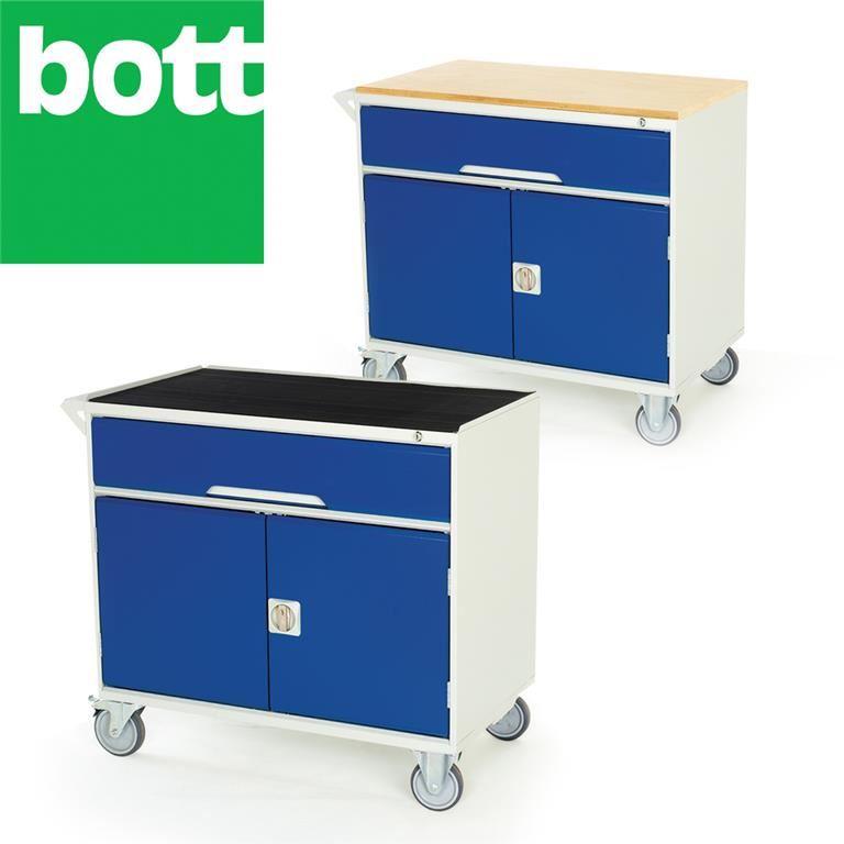 Mobile storage workbench