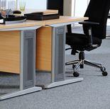 """Largo"" wave desk"
