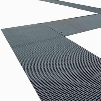 """Crossgrip"" roof matting"