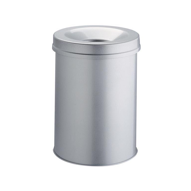 Round safe waste bin: 30L