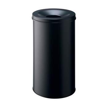 Round safe waste bin: 60L