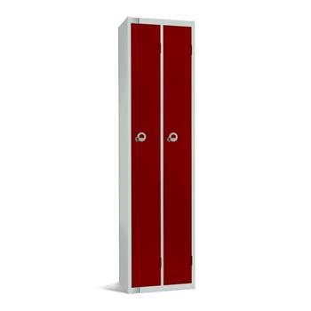 Twin locker