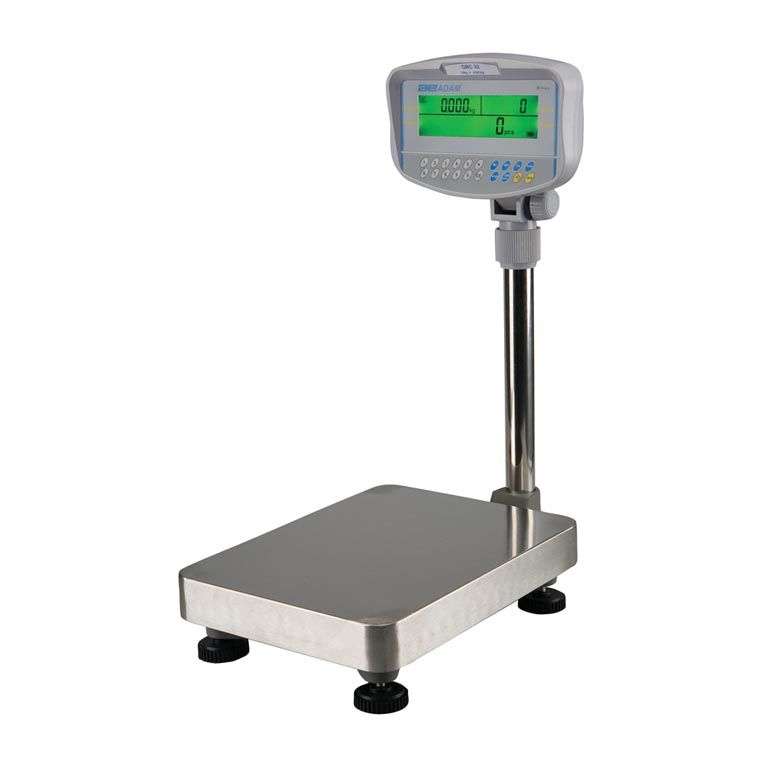 Bench / floor counting scales