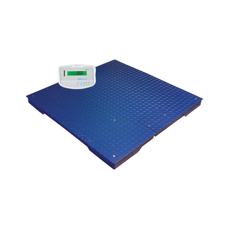 Large platform scales
