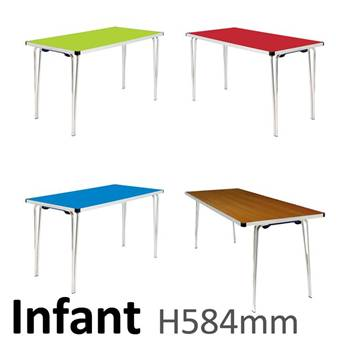 Infant table: H584xL1520