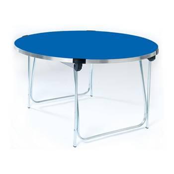 Round folding table: Ø 1520 x H698 mm