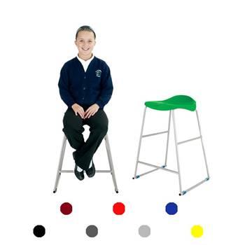 """Ultimate"" plastic stool: H 560 mm"