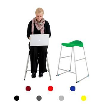 """Ultimate"" plastic stool: H 685 mm"