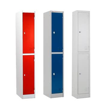 """Rapid"" lockers: 2 doors"