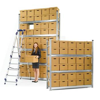 Basic unit with boxes