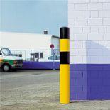 Heavy-duty parking bollards