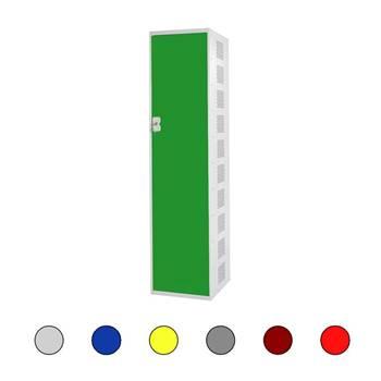 10 comps: single door